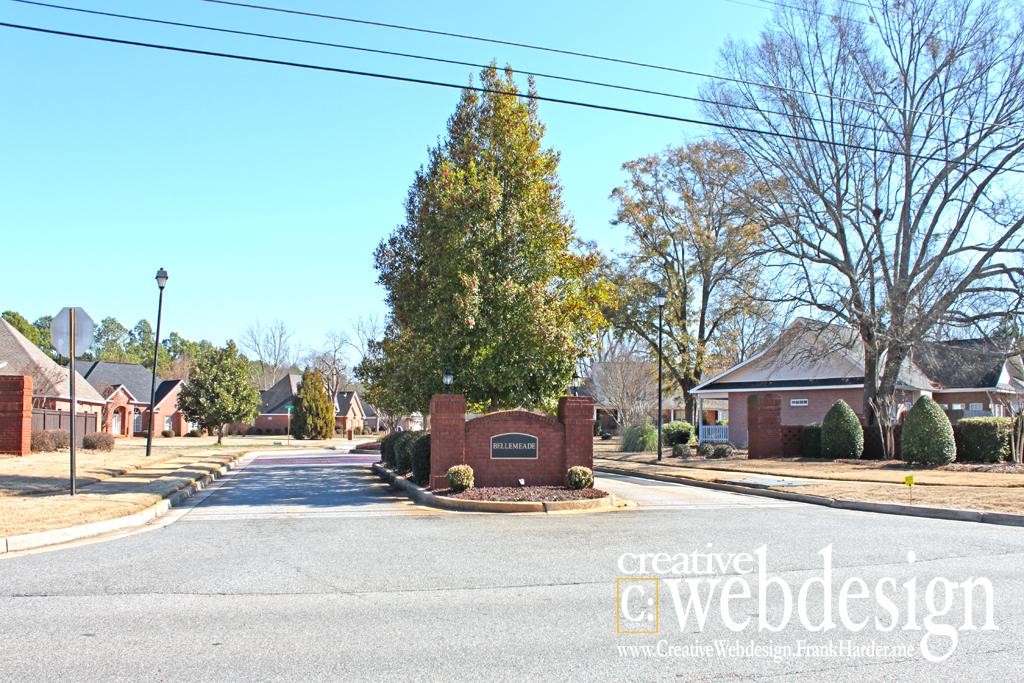 Bellemeade Subdivision in Warner Robins, GA