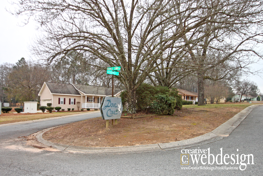 Dove Cove Subdivision in Warner Robins, GA