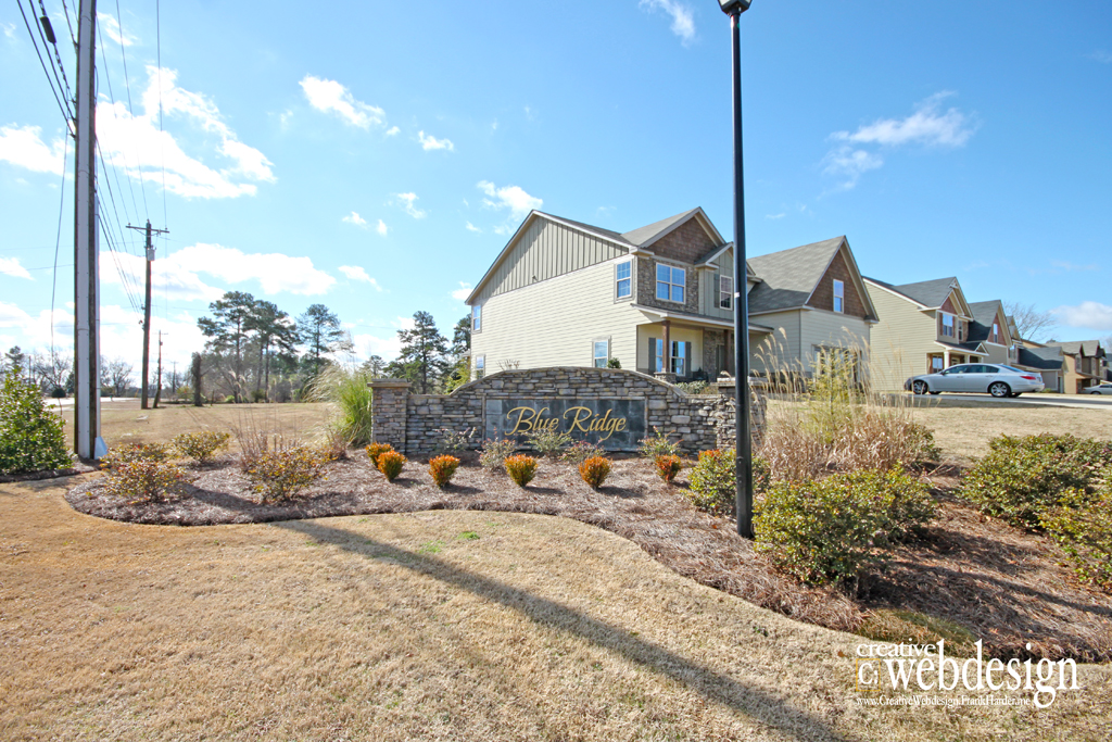 Blue Ridge Subdivision in Bonaire, GA