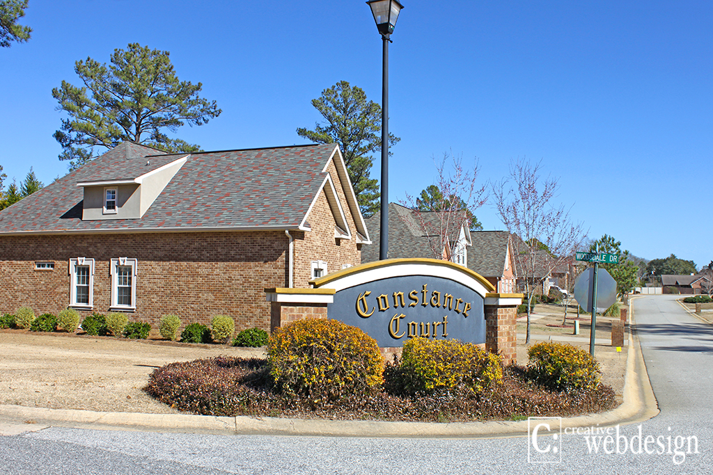 Constance Court in Perry, GA
