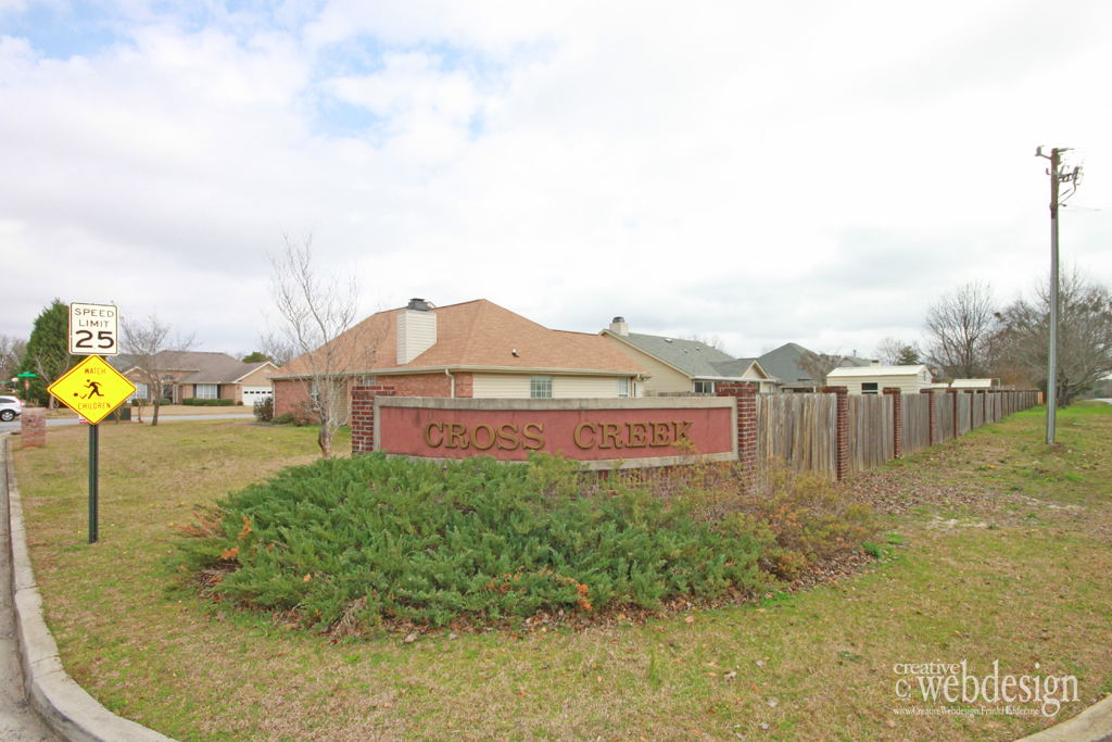 Cross Creek Subdivision Bonaire GA