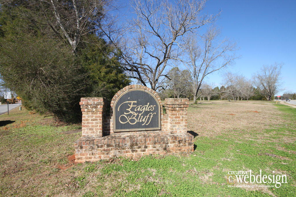 Eagles Bluff Subdivision