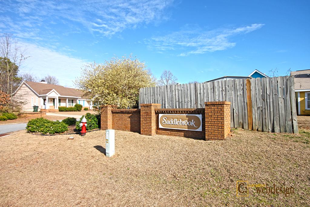 Saddlebrook Subdivision in Warner Robins, GA