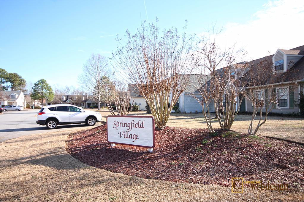 Springfield Village Subdivision in Centerville, GA