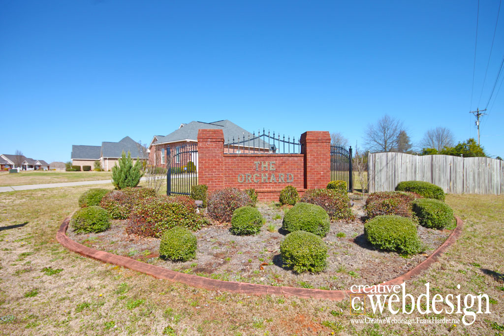The Orchard Subdivision in Byron, GA