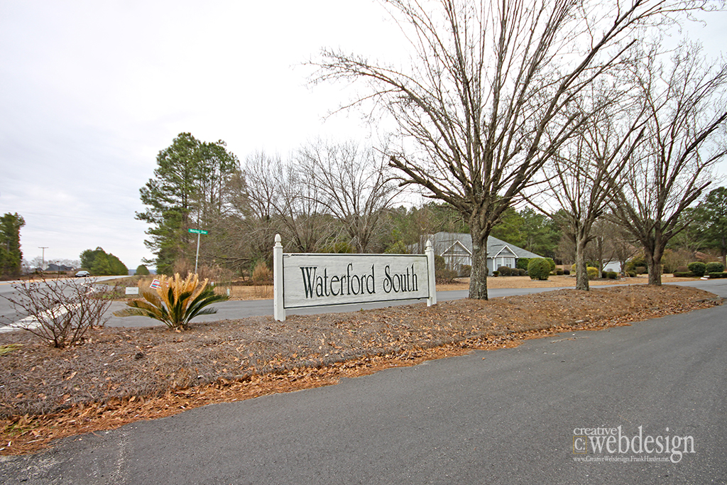 Waterford South Subdivision Bonaire GA