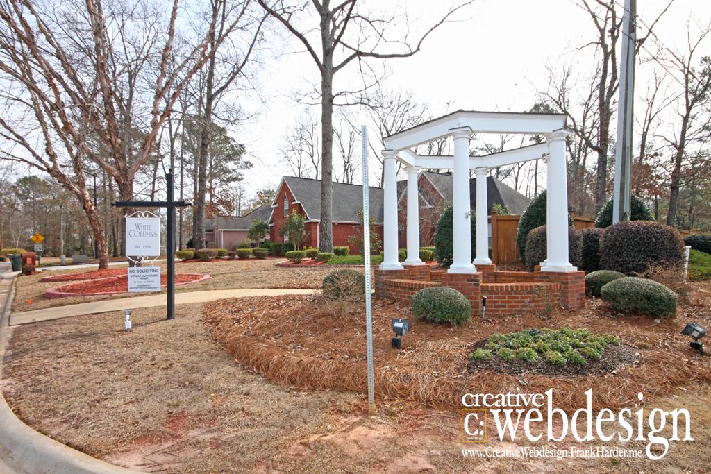 White Columns Subdivision, Kathleen, GA